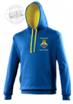 SCC  Adult Varsity Hoody- TYNE SOUTH COLOURS